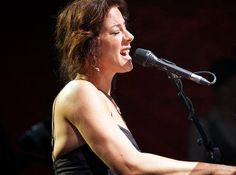 Sarah McLachlan designs recycled jewelry for Lilith Fair.