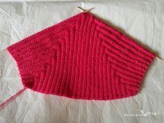 대바늘 모자 스텔라픽시 요정모자 뜨기 (도안,뜨는법) : 네이버 블로그 Knitted Hats, Crochet Top, Knitting, Women, Patterns, Fashion, Tricot, Tejidos, Block Prints