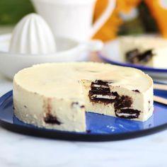 Greek Yogurt, Cheesecake, Ice Cream, Chocolate, Coffee, Desserts, Food, No Churn Ice Cream, Kaffee