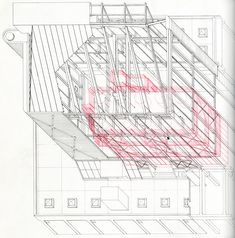 Masamitsu Nozawa (Japan Architect) #architecture #drawing