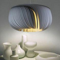 [Lampe suspendue] Suspension Moonjelly par Eder et Römer