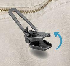 * Réparer une fermeture eclair facilement - Zlide On