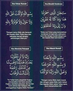 4 Doa Harian Hijrah Islam, Doa Islam, Islam Religion, Islamic Inspirational Quotes, Islamic Quotes, Motivational Quotes, Islamic Dua, Learn Quran, Learn Islam