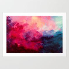 Reassurance Art Print by Caleb Troy - $15.00