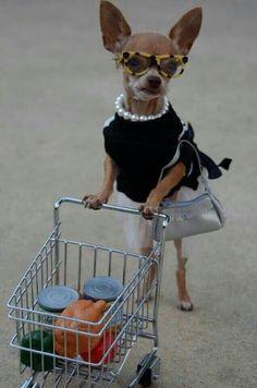 Después vuelvo voy al shopping!!!