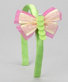 Picture Perfect Hair Bows - Butterfly