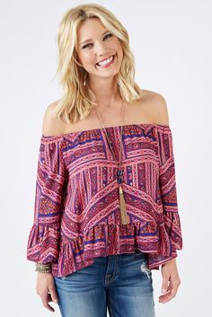 The Shoulder | The #1 boutique for moms! $5 Flat Rate Shipping + FREE shipping on all orders over *$50. #Evereve