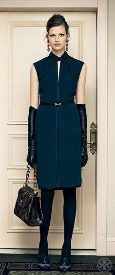 Tory Burch Fall 2012 | The Subtly-Sexy Sheath Dress
