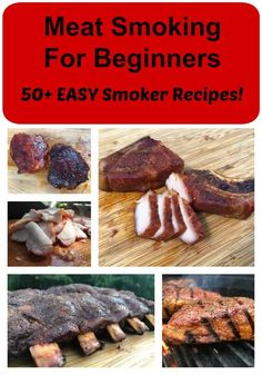 I have put together this collection of over 50 smoker recipes that are easy to replicate and are perfect for beginners! Some of these posts are traditional recipes while other are more focussed on general techniques.  There are recipes for smoking pork, beef and chicken as well as a few other odds and ends. I …