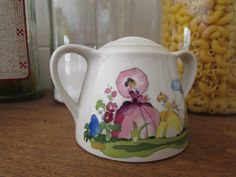 Villeroy and Boch Le Ballon sugar bowl by YimmekesVintageFinds