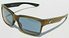 363b67ce2 (Sponsored)eBay - COSTA DEL MAR Playa POLARIZED Sunglasses Matte Verde  Teak/Gray