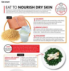 Back On Pointe- Healthy food tips to nourish dry skin