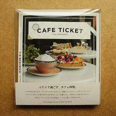 Sow Experience Cafe Ticket TOKYO ¥2,870(税抜)