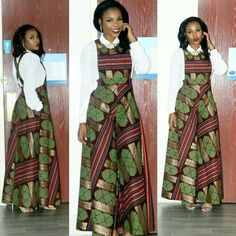 African fashion clothing looks Hacks 2266999648 African Fashion Designers, Latest African Fashion Dresses, African Dresses For Women, African Print Dresses, African Print Fashion, Africa Fashion, African Attire, African Wear, African Women