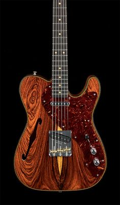 Fender Custom Shop 2019 Artisan Coco Thinline Tele NOS, African Blackwood Fingerboard From Reverb.com, March 2019 Telecaster Guitar, Fender Custom Shop, Electric Guitars, Cool Guitar, Bass, March, Artisan, Tools, Shopping