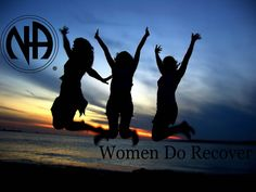 Narcotics Anonymous Women