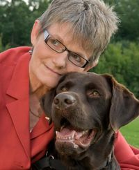 Meet an inspiring dog trainer who introduced me to world of diabetic alert dogs in 2011.
