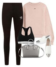 """""""Halsey-Inspired #313"""" by halseys-clothes ❤ liked on Polyvore featuring Off-White, adidas Originals, Calvin Klein, Givenchy, Miu Miu, halsey, ashleyfrangipane, halseymusic, halseyinspired and halseyfashion"""