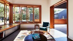 Tolle Holz-Fenster