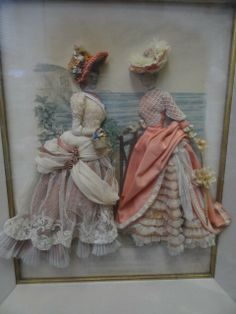 From eBay Image Hosting at www.auctiva.com This is so pretty, I would love to try and make one for my bedroom....