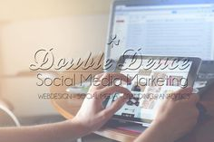 Double Deuce Social Media Marketing. #doubledeuce #dalton #madeincanada #socialmedia