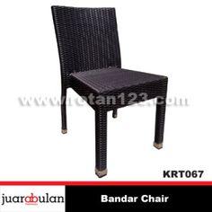 Bandar Chair Kursi Rotan Sintetis KRT067 copy