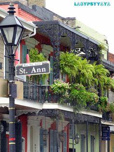 New Orleans Rain 1