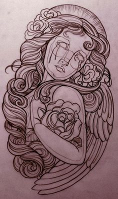 Image detail for -Another great tattooer from Australia. Emily Rose Murray.