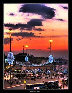Benim Penceremden Taksim �ii
