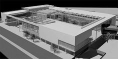 Eskişehir Tepebaşı Belediyesi Hizmet Binası Ulusal Mimari Proje Yarışması
