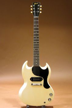 GIBSON[ギブソン] 1963 SG Junior Polaris White|詳細写真