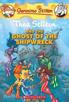 Thea Stilton and the Ghost of the Shipwreck (Geronimo Stilton Special Edition) by Thea Stilton, http://www.amazon.com/dp/0545150590/ref=cm_sw_r_pi_dp_5t.Mtb1843EXK