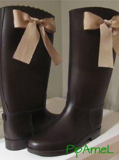 10+ mejores imágenes de botas de agua con tacon | botas de