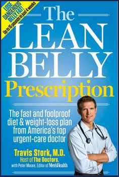 The Lean Belly Prescription by Dr. Travis Stork