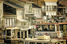 Title  Fishing Village  Artist  Joan Carroll  Medium  Photograph - Digital Photograph