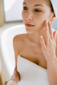 peau sèche : opération hydratation !