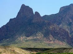 Photo: Big Bend National Park, Texas. Credit: National Park Service; Wikimedia Commons. Big Bend Tx, Small Luxury Hotels, U.s. States, United States, Old Newspaper, Find Picture, Grand Hotel, Rio Grande, West Virginia