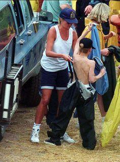 July 1995, Prince Ha