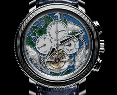 Parmigiani Pays Tribute to Their Mentor Edouard Marcel Sandoz with Toric Tecnica Carpe | JustLuxe Mobile