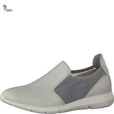 Femmes Chaussures basses OFFWHITE blanc, (offwhite) 1-1-24628-28/109