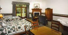 Oak Ridge Inn -- Rooms and Rates
