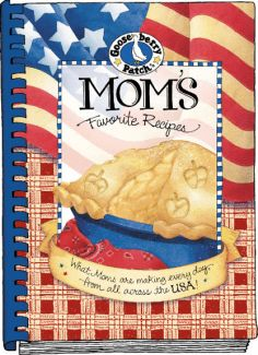 all goose berry cookbooks | Mom's Favorite Recipes Cookbook by Gooseberry Patch : Recipe Books ...