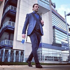 Wes Welker love this suit!