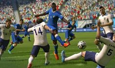 2014 FIFA World Cup Brazil video game wallpapers and Spot Photos