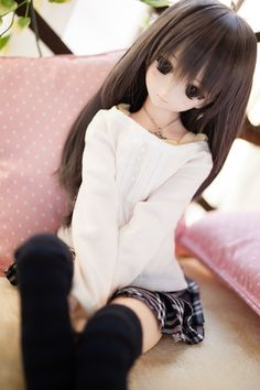 Dollfie Dream doll on 2chan.net [ExRare]