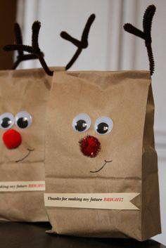 Xmas gift bags