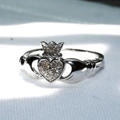 I love Claddaugh rings. need to get mine fixed.....or a new one :)