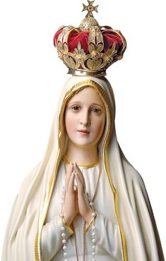 "Every time we pray the ""Hail Mary"" prayer, we pray for the sacred hour of our death. In so doing, we entrust that hour to our Blessed… Jesus Mother, Blessed Mother Mary, Blessed Virgin Mary, Religious Pictures, Jesus Pictures, Lady Of Fatima, Queen Of Heaven, Mama Mary, Mary And Jesus"