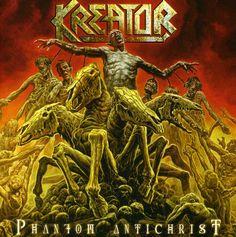 Kreator - Phantom Antichrist, Red