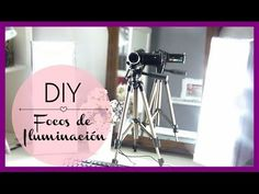 DIY - Focos de Iluminación profesional caseros! - YouTube